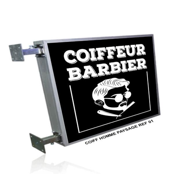 COIFF-HOMME-PAYSAGE-REF-01-caisson-lumineux–shop-enseigne-production