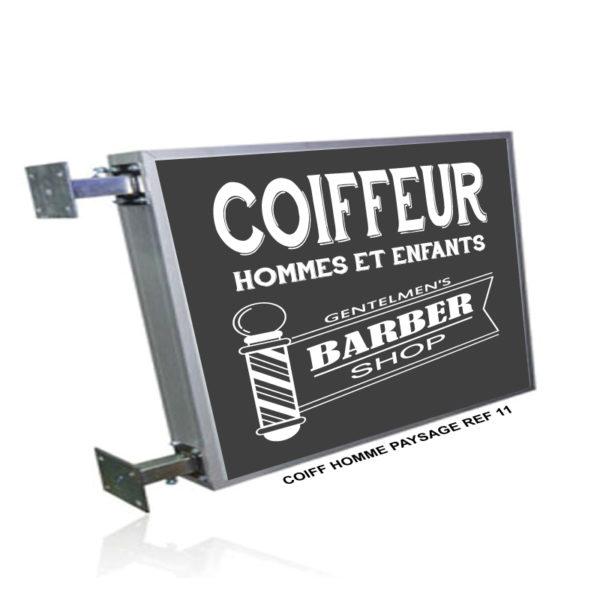 CAISSON BARBER SHOP COIFFURE-HOMME-REF-11 SHOP ENSEIGNE PRODUCTION MARSEILLE 13001 COIFFEUR (2)