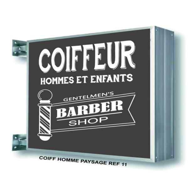 CAISSON BARBER SHOP COIFFURE-HOMME-REF-11 SHOP ENSEIGNE PRODUCTION MARSEILLE 13001 COIFFEUR (3)