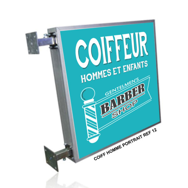 COIFFURE-HOMME- BARBER SHOP REF-12 SHOP ENSEIGNE PRODUCTION MARSEILLE 13001 (2)